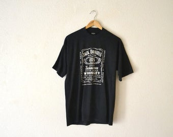 "1980's ""Jack Daniels"" Graphic T-Shirt"