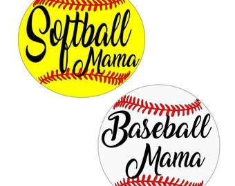 Sports Mama Decal for your car Yeti, Rtic, Ozarka cups