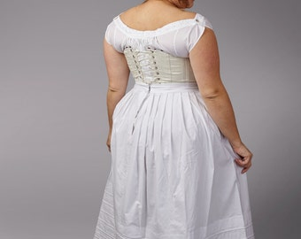 Civil War Corded Petticoat Upon Request For Civil War or Romantic Era Upon Request