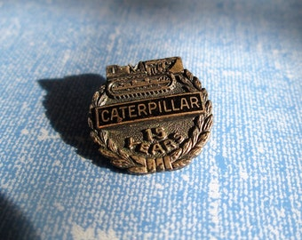 PIN - Sterling Silver - 925 - CATERPILLAR Co. - 15 Year misc480