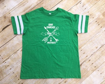 Girl scout shirt etsy for Girl scout troop shirts