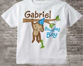 One Year Old Birthday Onesie or shirt- 1 Year Old Birthday Outfit - One Year old Boy gift - First Birthday Outfit - Birthday Boy - 05012014f