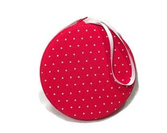 Macaron Wristlet Clutch Wallet Large - The Minni