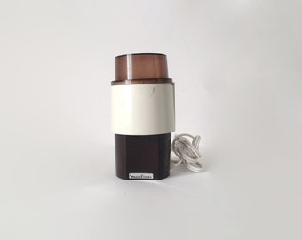vintage 90s COFFEE GRINDER in excellent working condition mid century style
