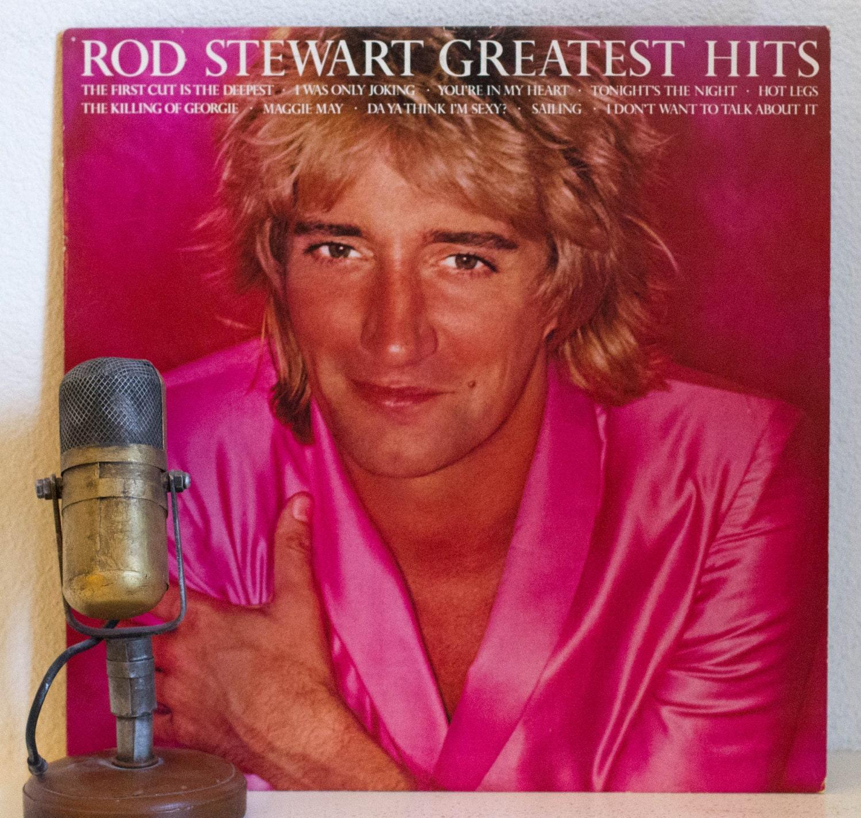 The Best Of Rod Stewart Vol 2 Vinyl 12 Quot Vinyl Lp Rod