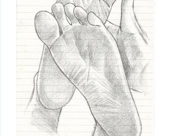 michigan foot fetish