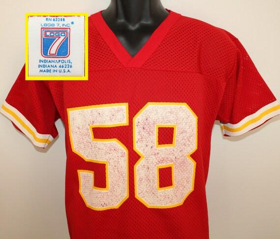 premium selection 86f9d 3d409 58 derrick thomas jersey manufacturing