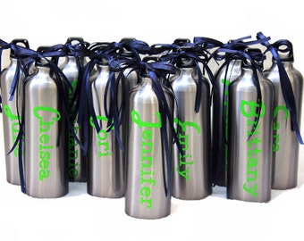 Water Bottle, personalized, teacher, sports, wedding