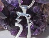 Reiki Jewelry, Reiki Necklace, Sei Hei Ki, Reiki Symbol Jewelry, Reiki, Silver Reiki Jewelry, Reiki Healing, Reiki Master, Reiki Gift