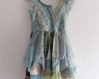 Ballerina inspired dress. Wedding Dress.