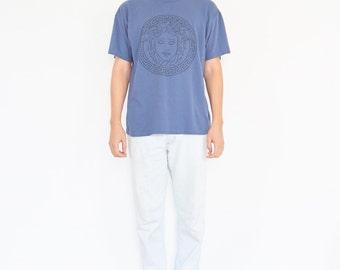 90s Versace Medusa Head T-Shirt