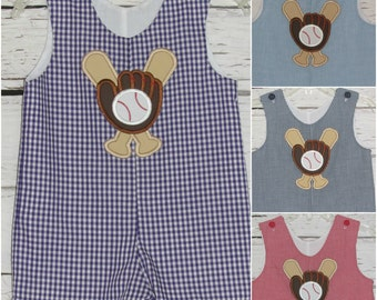Baseball Shortall Longall Baseball Jon Jon Tigers Bulldogs Team Spirit Monogram Baseball First Birthday Outfit