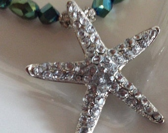 GORGEOUS STARFISH NECKLACE