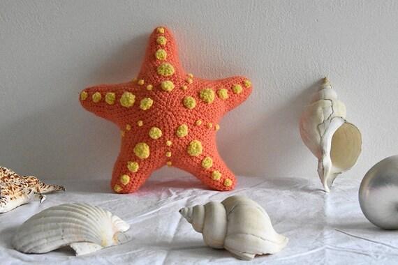 Amigurumi Starfish Pattern : Starfish Crochet Pattern Starfish Amigurumi Pattern Sea Star