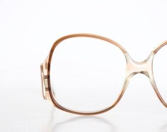 Vintage French Swank Eyeglass Frames