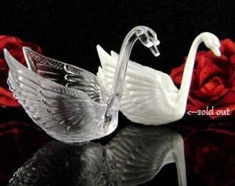 Swan Party Favor Cups