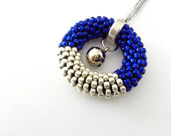 Angel Caller Necklace //Harmony Ball Pendant Necklace // Pregnancy Necklace // Beaded Rope Necklace // Gift Idea