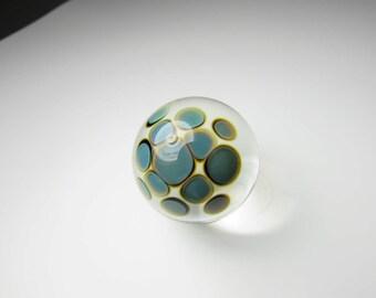 Borosilicate Glass Marble - Thirteen