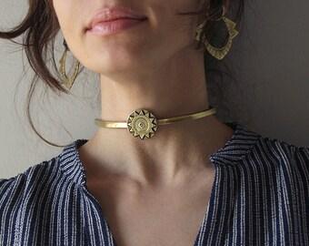 Sun collar