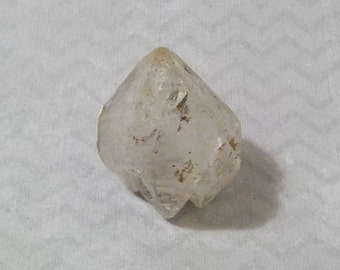 Elestial or Skeleton Quartz Crystal 1