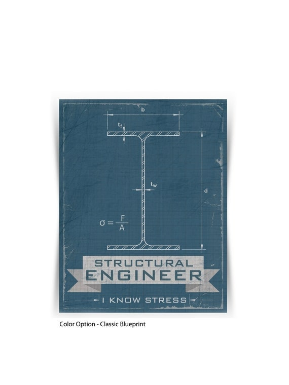 Structural engineer i know stress print modern funny for I need a structural engineer