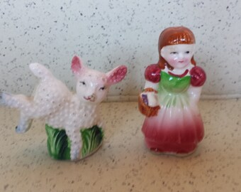 Mary and Her Little Lamb Shakers