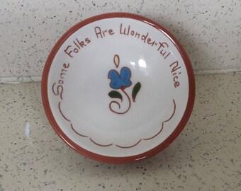 Motto Ware Bowl