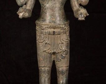 """Antique Indian Style Bronze Hayagriva Kalkin Horse of Vishnu - 27cm/11"""""""
