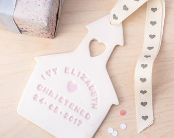 Christening Gift for Girls