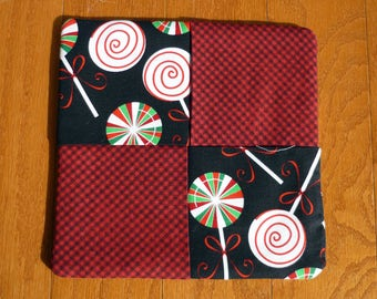 Pot Holder - Lollipops