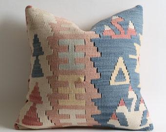 kilim pillow cover, kilim pillow, turkish pillow, decorative pillow, bohemian pillow, pillow cover, kilim pillows, pillow, kilim pillow case