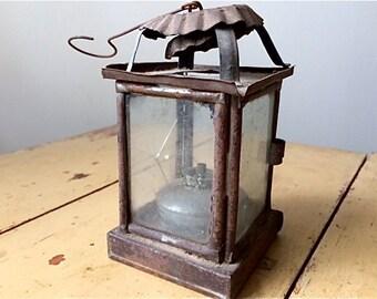 Victorian  Skater's Lamp