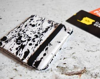 Porta tessere *BLACK INK* / card holder / business card / credit card