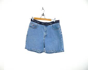 Vintage Tommy Hilfiger Women Jean Shorts