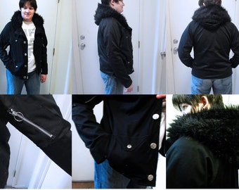Costume Commission: Mikoto Suoh Jacket from (K)
