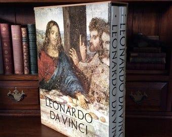 LEONARDO DA VINCI, Art Book