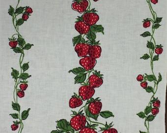 Fruit Kitchen Towel or Runner #1