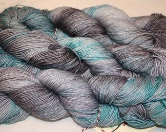 Confection Sock Yarn:  Tropical Storm