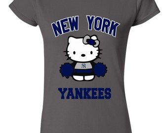 Similar New York Yankees Hello Kitty T-shirt