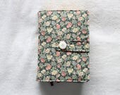 Vintage inspired Floral Quad LDS Scripture cover in different sizes!