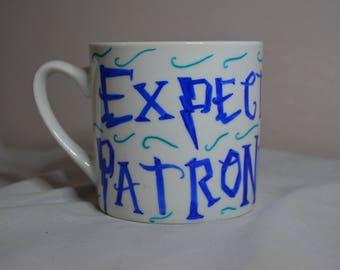 "Handmade ""Harry Potter"" Deer Patronus Mug"
