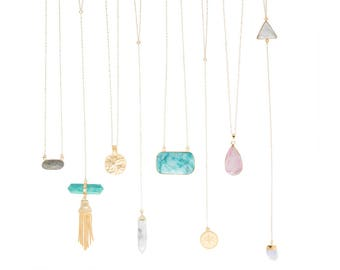 Mixed Dainty Necklaces