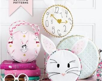 Alice Bag; PDF Handbag Sewing Pattern