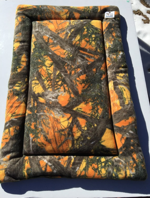 True Timber Dog Bed, Crate Pad, Camo Pet Pad, Camo Decor, Kennel Pad, Dog Crate Pad, Puppy Pad, Couch Cushion, Large Crate Pad, Kennel Cover