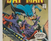 Batman; Vol 1, 286, Bronze Age Comic Book. VG. April 1977. DC Comics