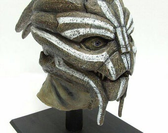 Mass Effect Inspired Turian Head - Life Size
