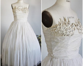 1950s prom dress – Etsy