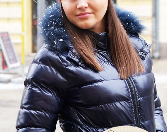 Hand Knitted Bow headband, Knit Ear warmer, Winter Headband, Red Headband, Red Ear Warmer, Knitted Headband, Knitted Ear Warmer