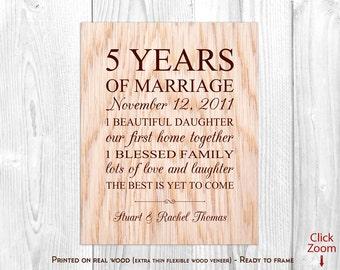 Wood wedding anniversary gift ideas for him