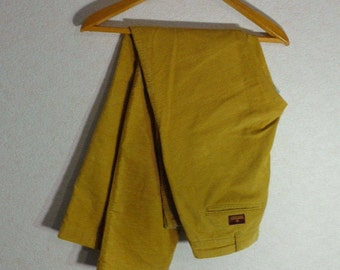 Vintage Corduroy Pants MORRIS Mod. Slim finecord Size 33/33